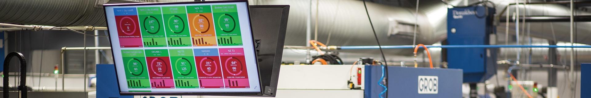Precision Metalworking CNC Machine Monitoring Software | MachineMetrics