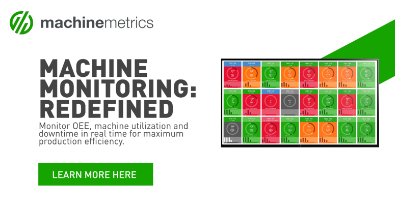 MachineMetrics Machine Monitoring