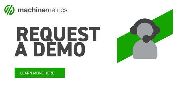 Book a MachineMetrics Demo