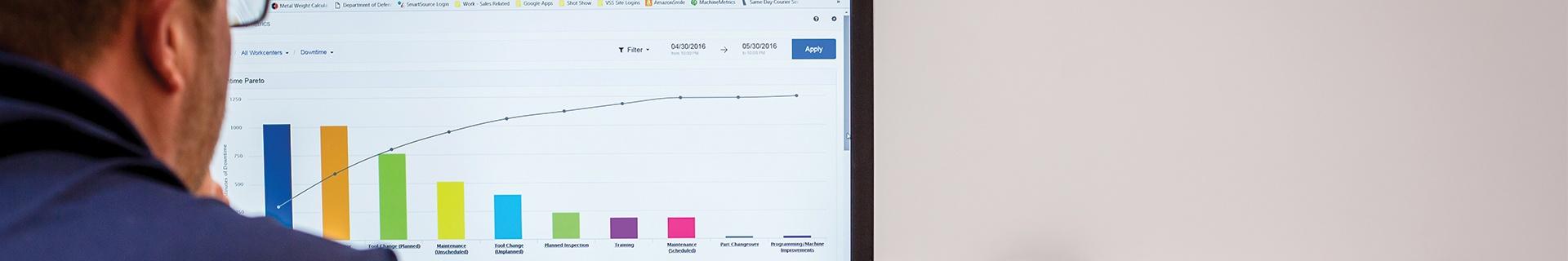 Machine Downtime Tracking & Reporting Software | MachineMetrics