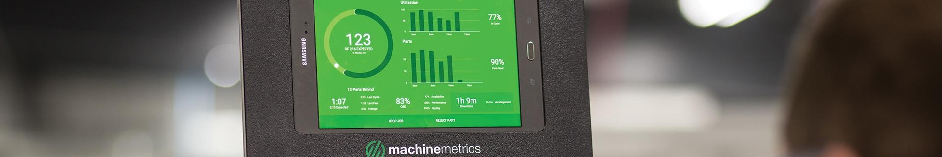 Event History & Timelines - Machine Monitoring Analytics   MachineMetrics
