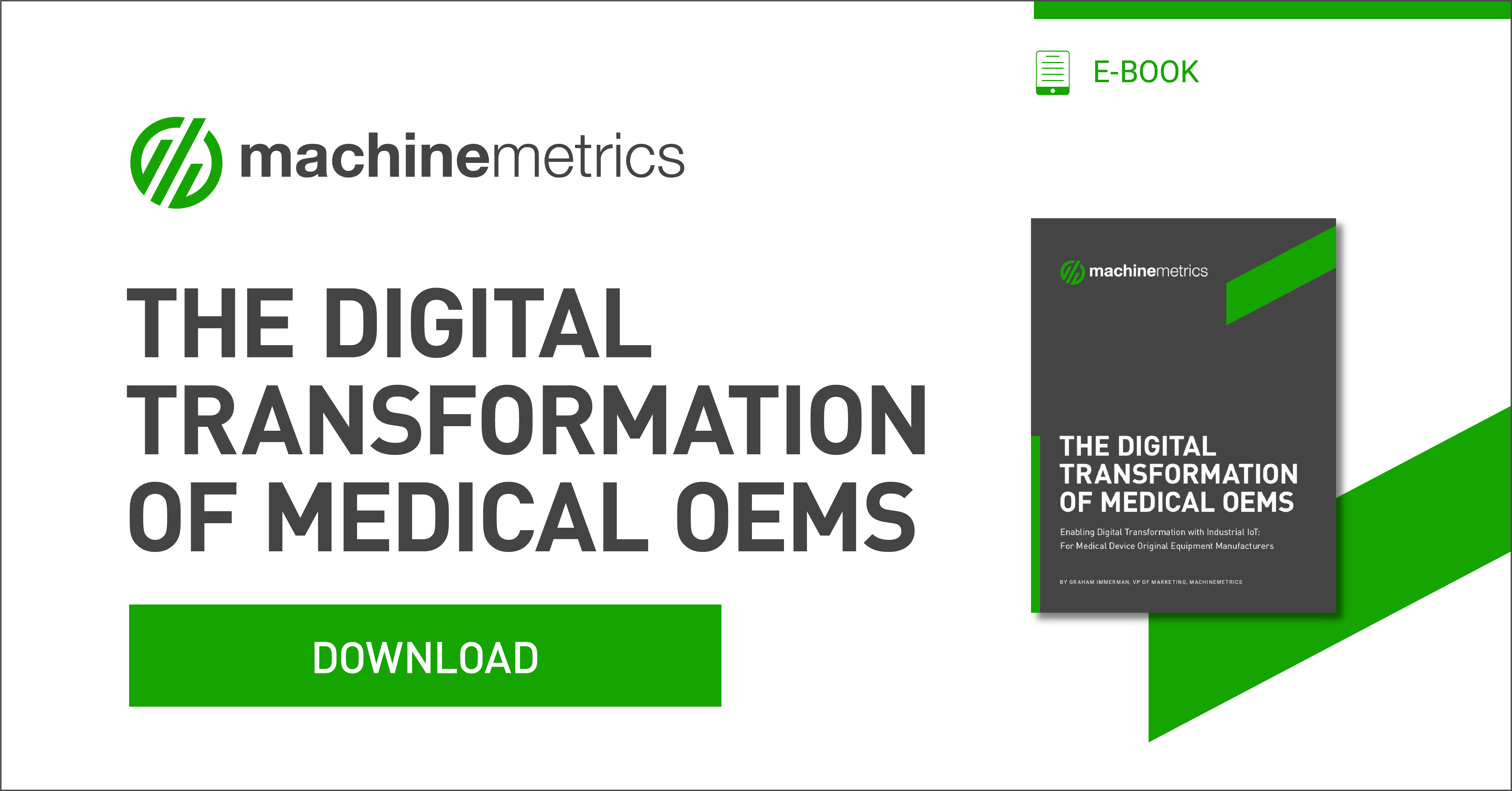 The Digital Transformation of Medical OEMs