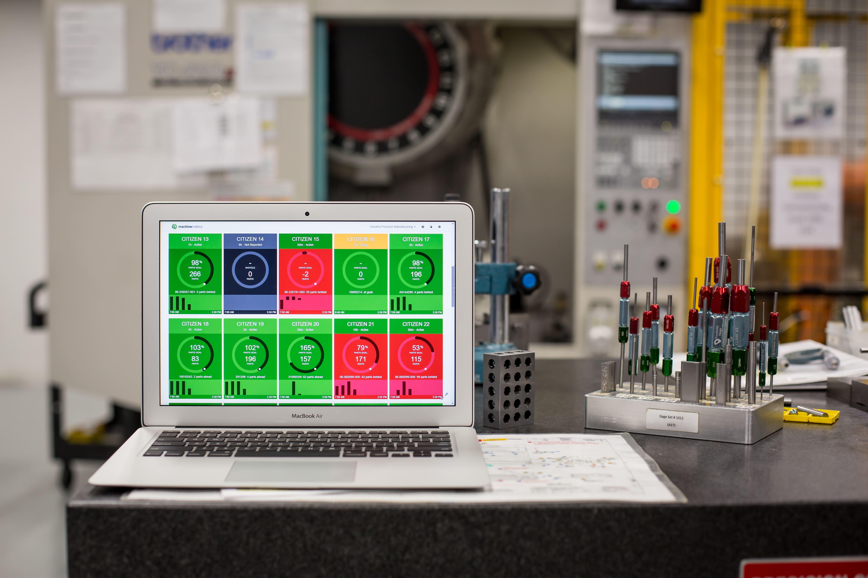 Book A Machine Monitoring Software Demo | MachineMetrics
