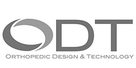 Orthapedic design and technology logo