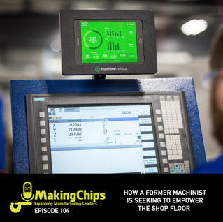 MakingChips Former Machinist Episode Banner