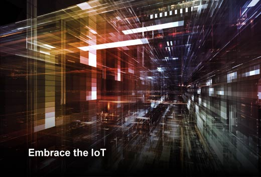 embrace the IoT
