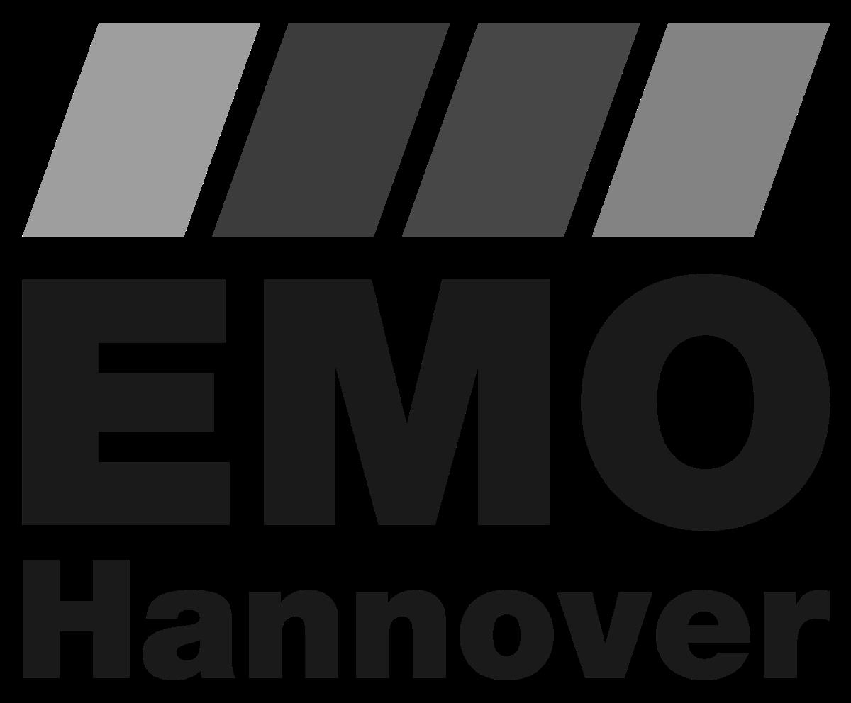 emo gray logo
