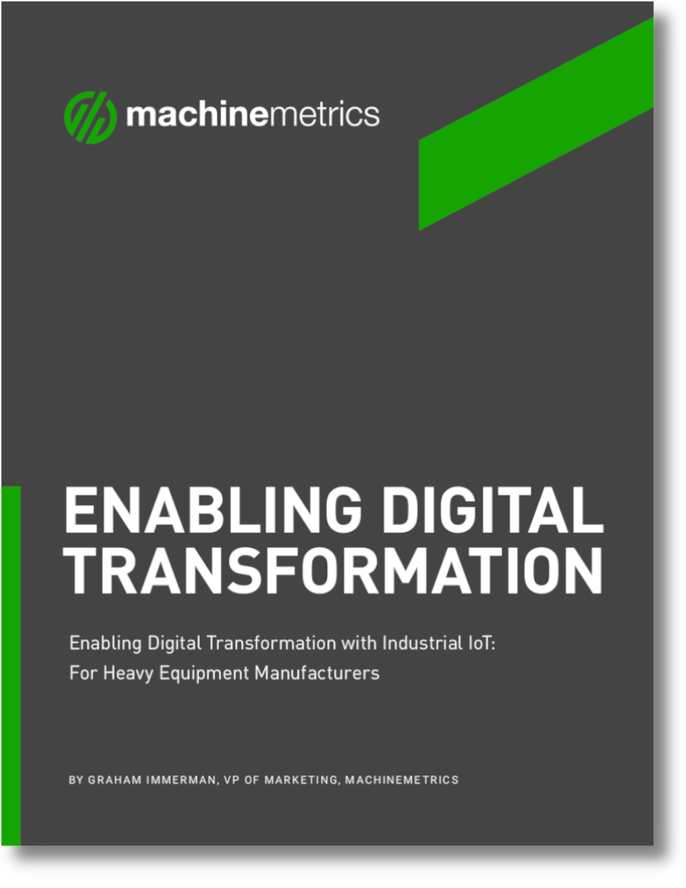 Enabling Digital Transformation with Industrial IoT: For Heavy Equipment Manufacturers