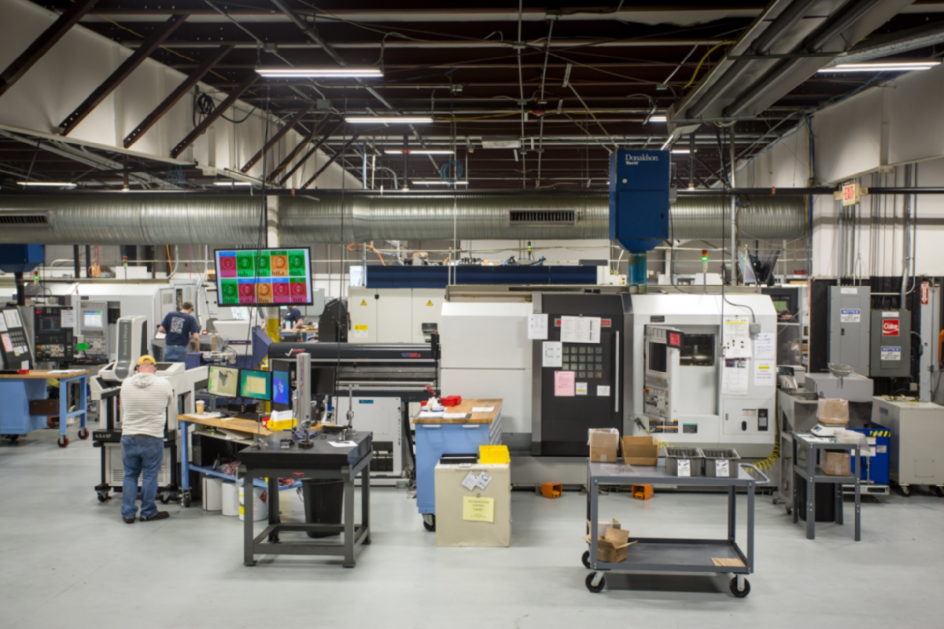 CNC Machine Monitoring Software for OEE & Lean Manufacturing | MachineMetrics