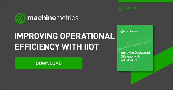 Improve Operational Efficiency with IIoT eBook