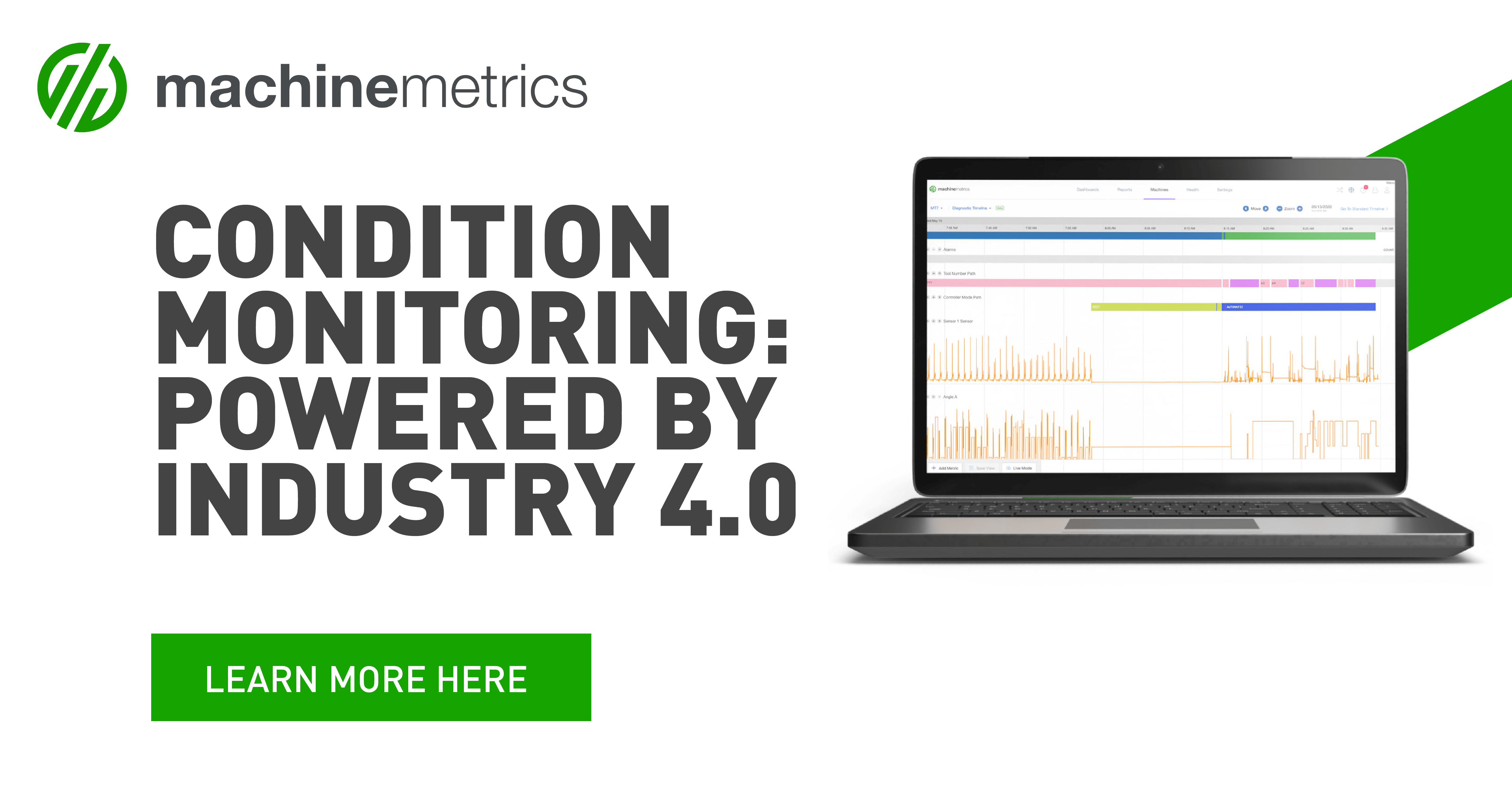 MachineMetrics Condition Monitoring