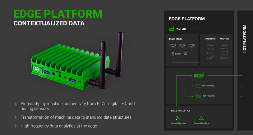 machinemetrics-edge-platform