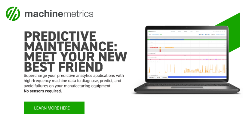MachineMetrics Predictive