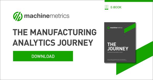 The Manufacturing Analytics Journey eBook