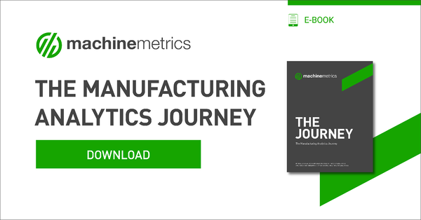 The Manufacturing Analytics Journey eBook