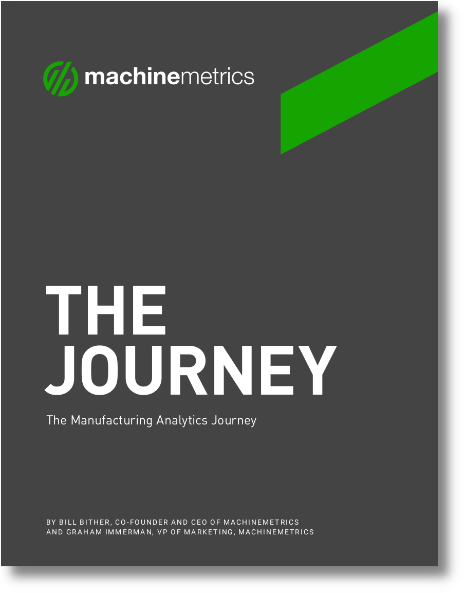 The Journey: Manufacturing Analytics eBook
