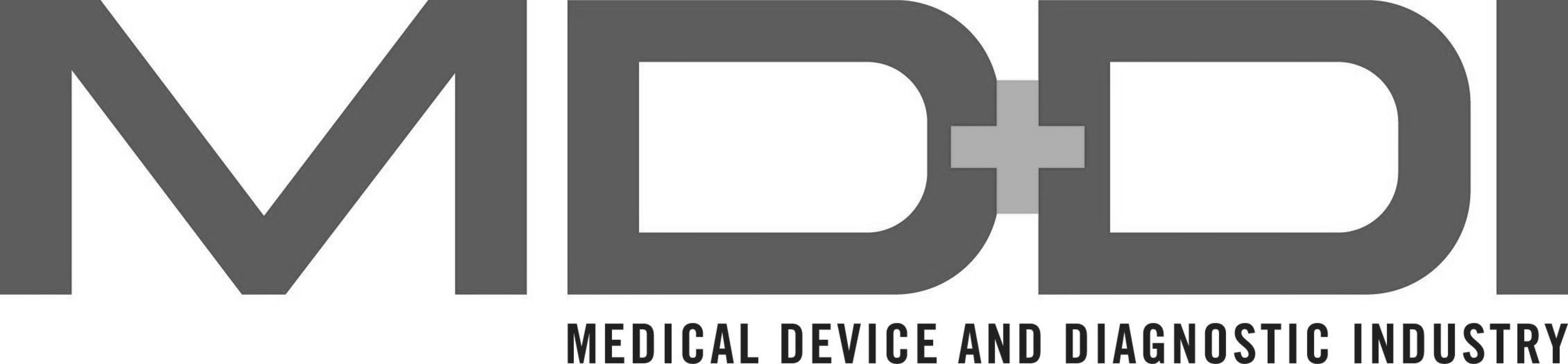 medical device and diagnostic industry logo