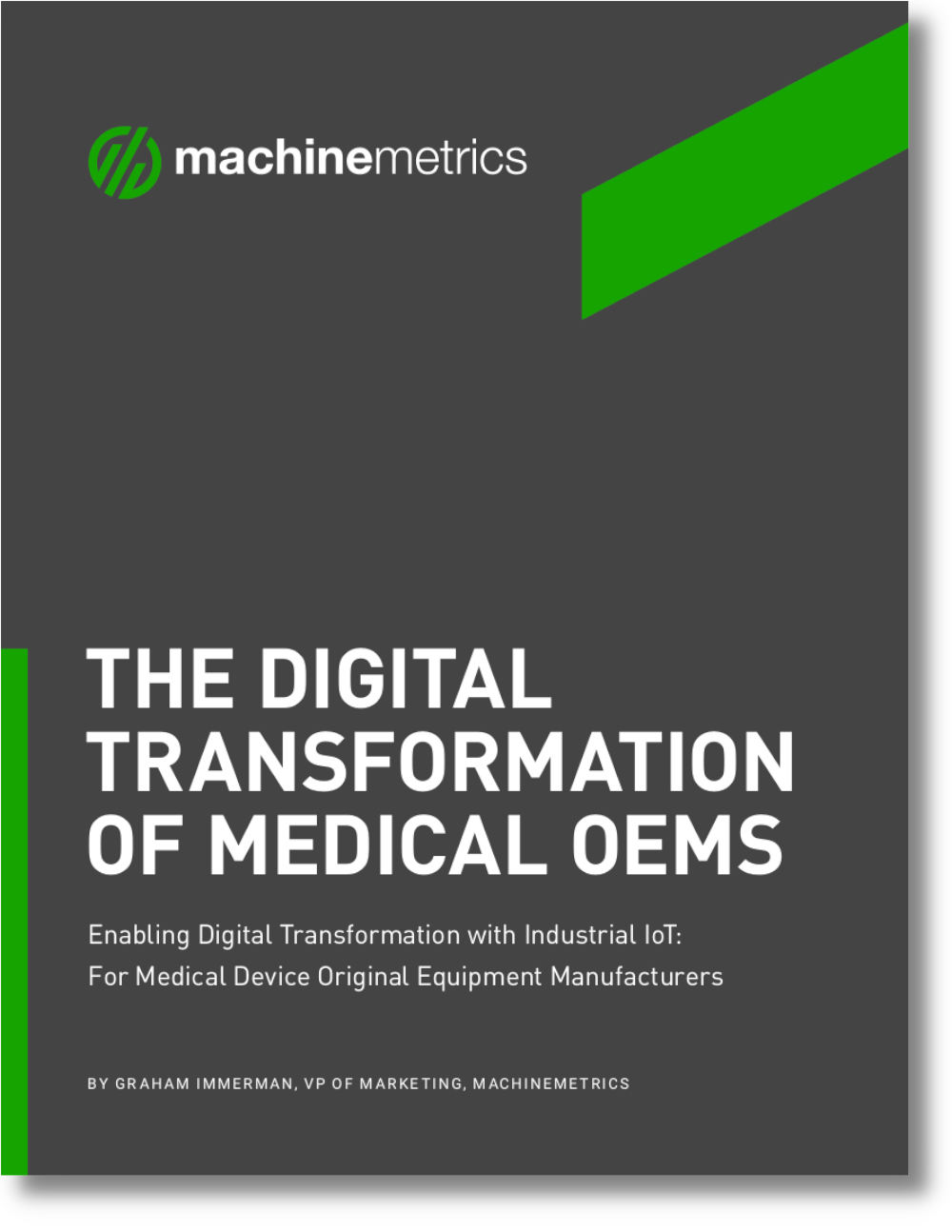 The Digital Transformation of Medical OEMs eBook
