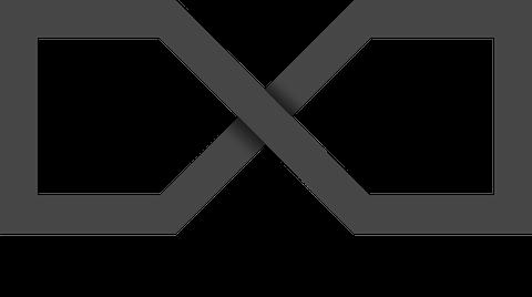 mxd logo gray