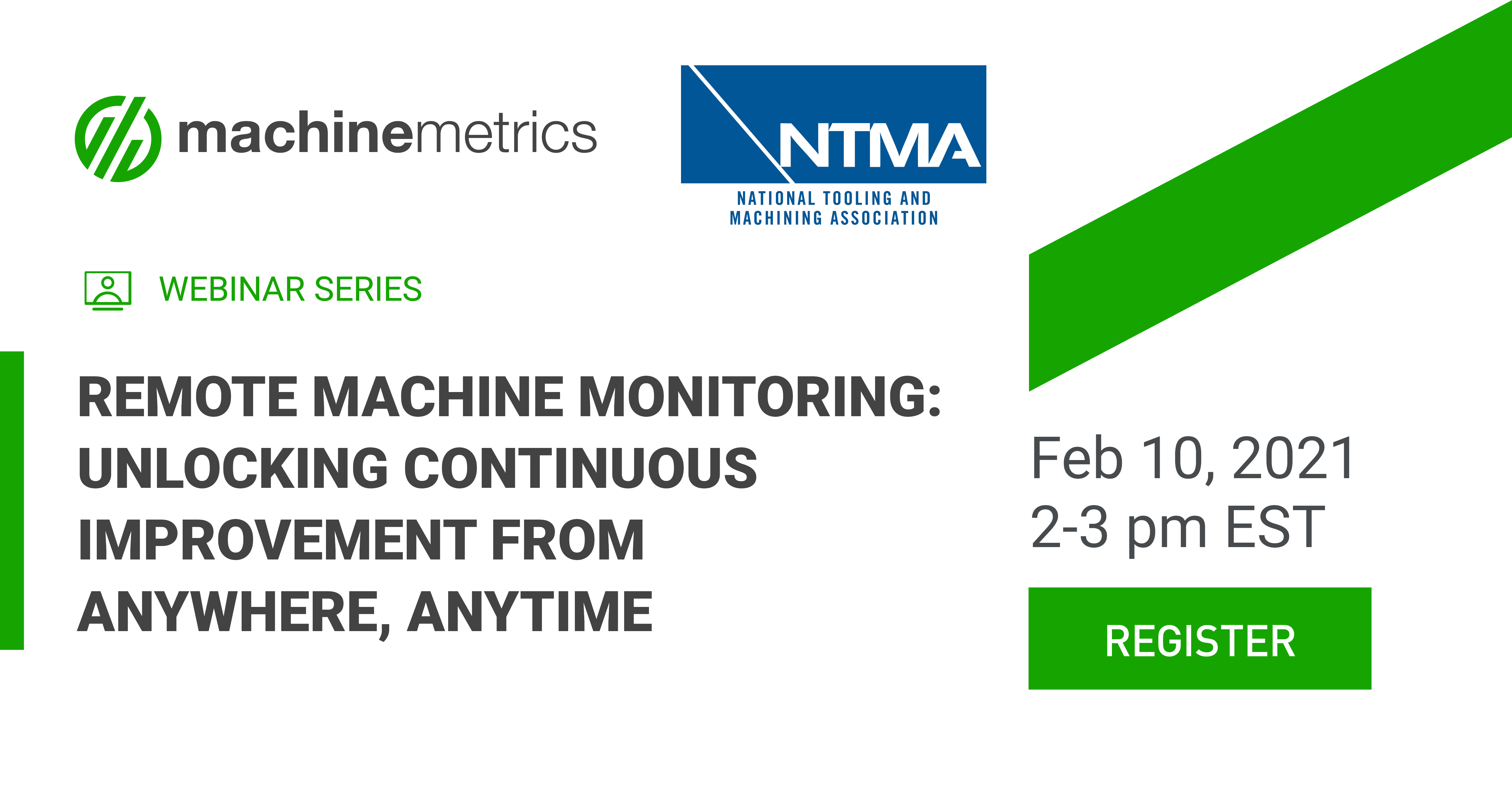 Remote Machine Monitoring: Unlocking Continuous Improvement From Anywhere, Anytime