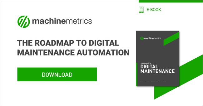 The Roadmap to Digital Maintenance Automation