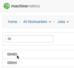 MachineMetrics February Feature Rollup