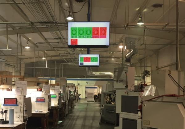 Swiss CNC Machine Monitoring   MachineMetrics