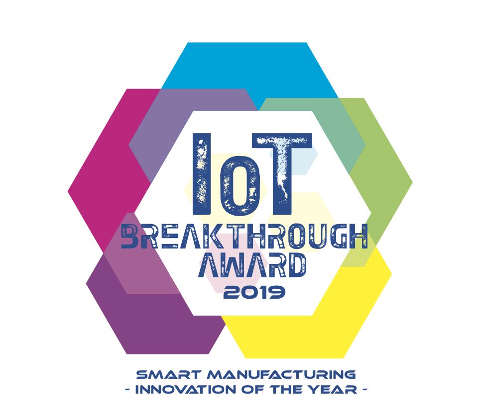 MachineMetrics Service awarded 2019 Smart Manufacturing Innovation of the Year!