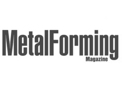 Metal Forming Magazine logo gray
