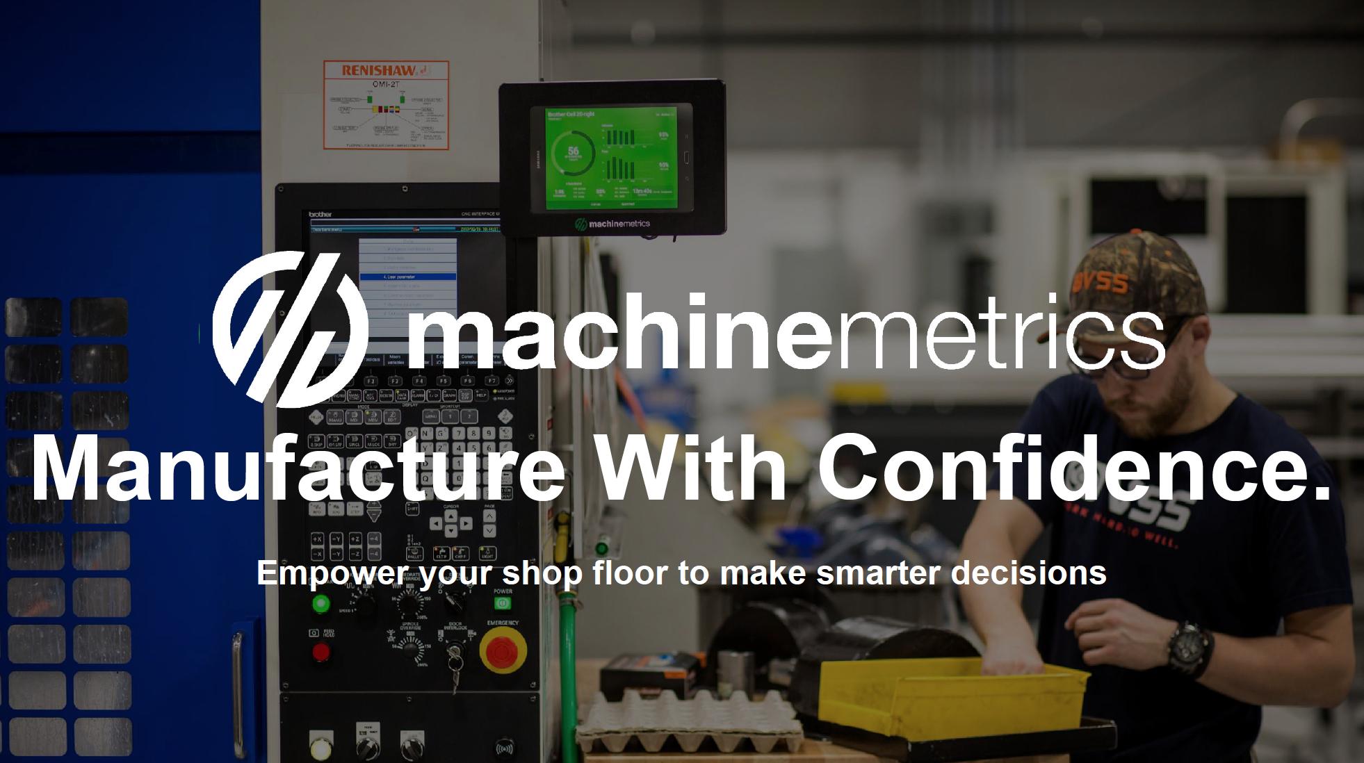 What is MachineMetrics?