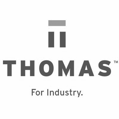 Thomas Logo Gray