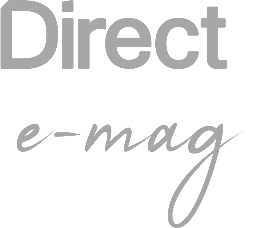 Direct Industry E-Mag Logo