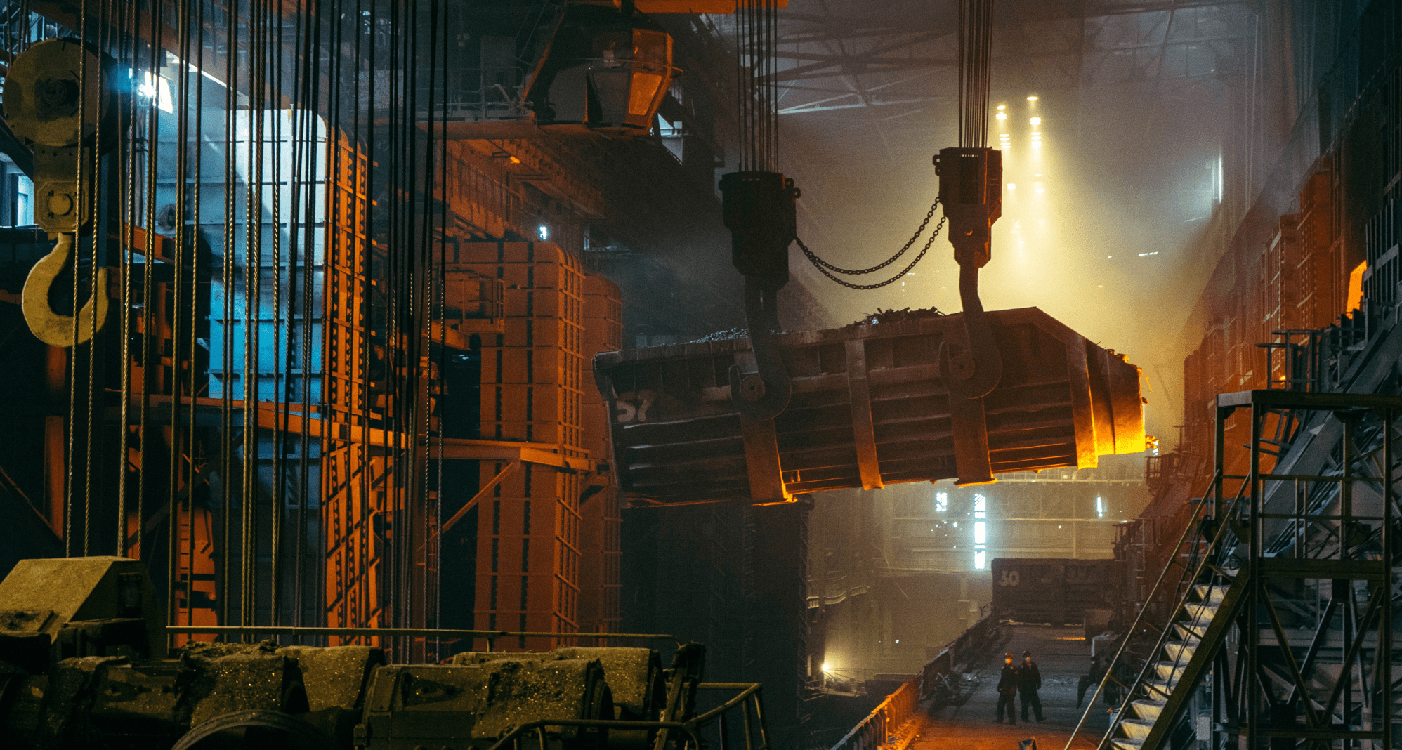 Heavy Machinery Manufacturing in the Age of Industry 4.0