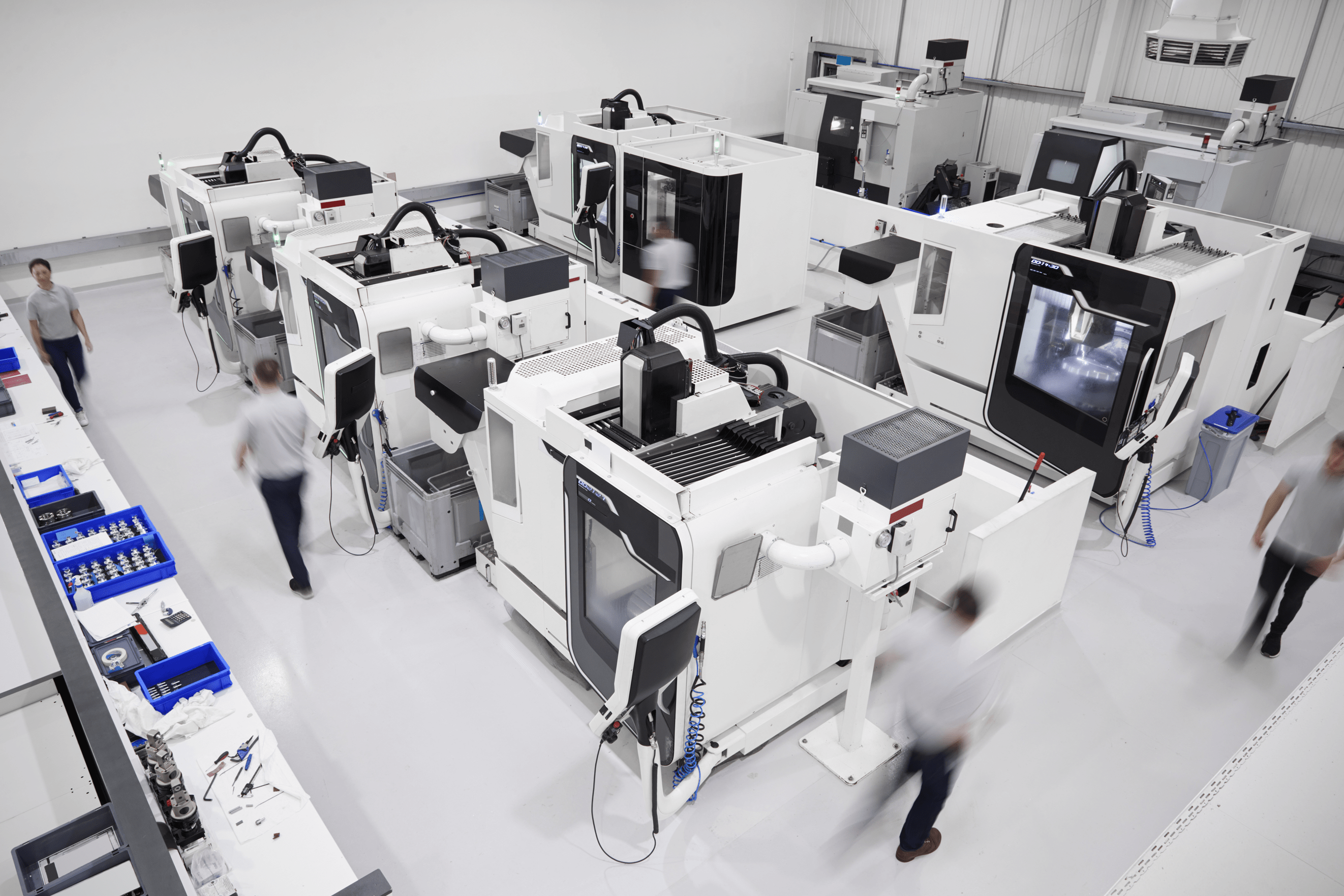 The Growing Use of Automation in Manufacturing