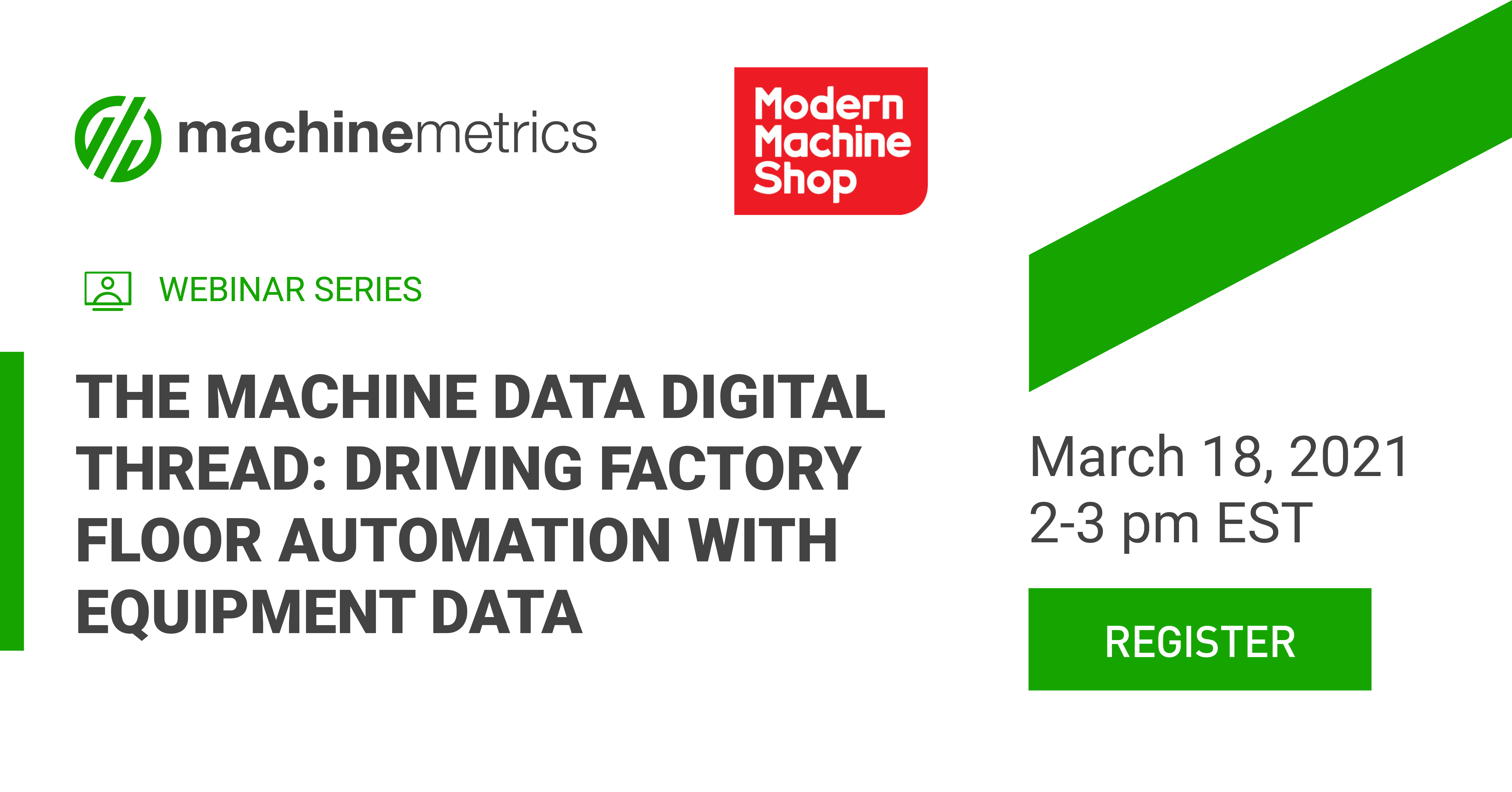 The Machine Data Digital Thread: Driving Factory Floor Automations with Equipment Data