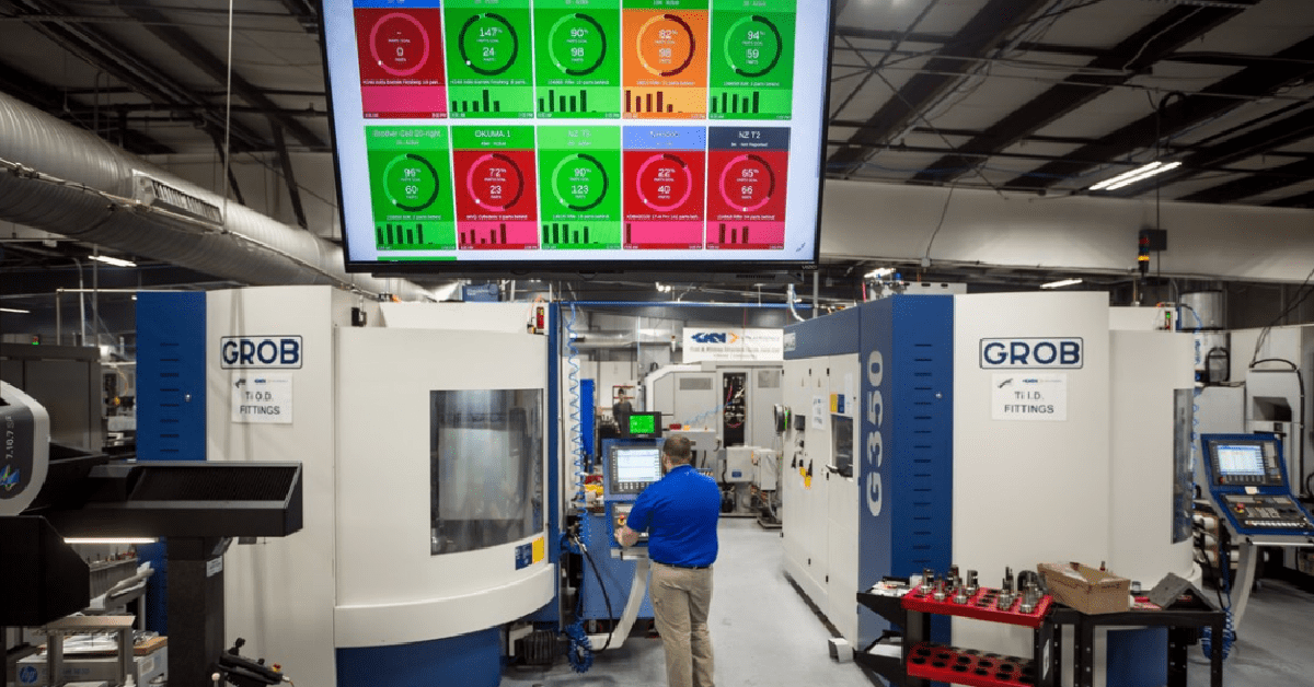 A Guide to Measuring and Improving Manufacturing Efficiency
