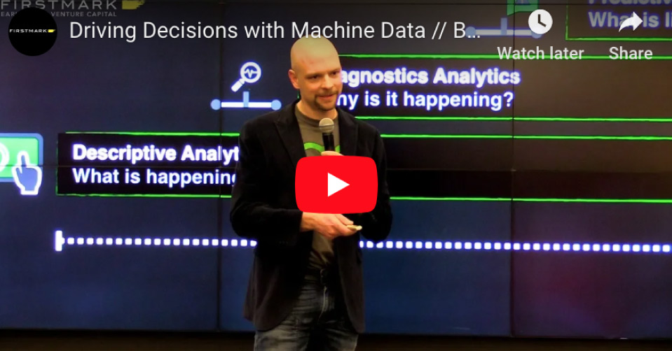IIoT and The Analytics Journey- MachineMetrics Presents at Hardwired NYC